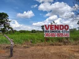 Área comercial a venda em Caldas Novas Goiás