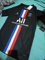 Camiseta PSG x Jordan (INFANTIL)