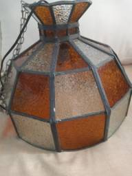 Cúpula de vitral antiga