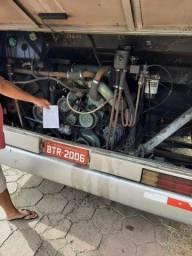 motor mercedes 1620 bomba grande