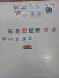 coleção de Selos educacional rentável cultural