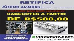 Cabeçote(FOZ) Frontier/Hilux/Amarok/Ford Fusion/Ranger/Focus/Sandero/Fox/CrossFox