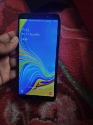 Vendo este aparelho celular Samsung Galaxy A7 2018