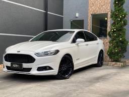 Ford fusion 2.0 titanium hybrid