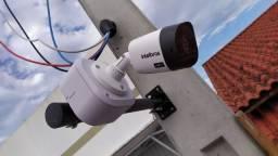 CFTV câmeras de segurança
