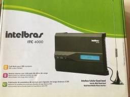 Aparelho interface celular Intelbras Itc 4000i