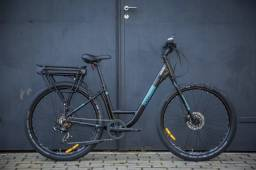 Bicicleta Elétrica 350w Caloi E-vibe Easy Rider