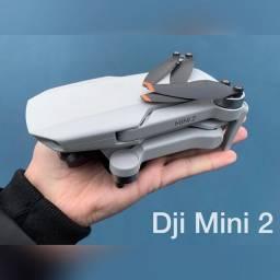 Drone profissional DJi mini 2 - 4k - 10km - 31 minutos
