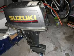 Motor de popa 15 HP Suzuki
