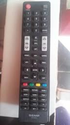 Controle remoto TV Semp Toshiba Original em excelente estado