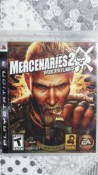 Jogo PS3 Mercenários 2 - World in Flames