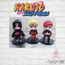 Mini Figures Naruto Shippuden bonecos PVC