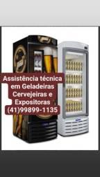 ~ Consert Refrigeração A 25 Anos Atendendo Curitiba ~