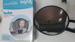 Espelho retrovisor para banco traseiro