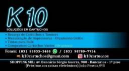 K10 Cartuchos