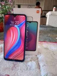 Xaomi redmi note 8 64 gb-neptune blue