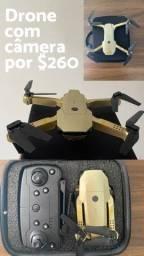 Drone mais produtos eletrônicos