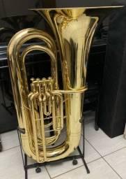Tuba J981 ZERO C/ CAPA COURO
