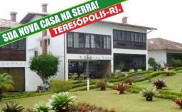 Casa com 3 dormitórios à venda, 175 m² por R$ 470.000,00 - Parque do Imbui - Teresópolis/R