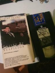 Fita VHS Culpado Por Suspeita (Guilty by Suspicion) Americano