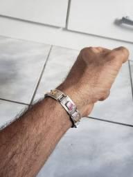 Bracelete de prata 950 exclusivo