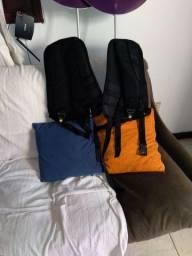 Vendo 2 mochilas pirulitos completas