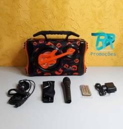 Caixa de som D-D02