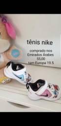 Nike tênis e sandália infantil
