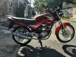 Vendo moto YBR ano 2006