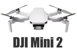 DJI Mavic Mini2 4k 10km duas baterias