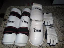 Kit Taekwondo MKL