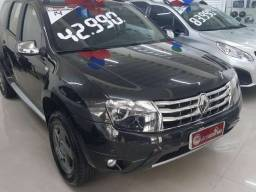 Renault duster dinamique 1.6 2014 preto manual