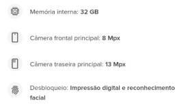 Samsung A20 32gb seminovo
