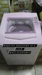 Máquina Brastemp 10 k