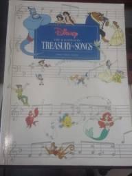 Livro de partituras da Disney