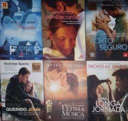 Coleção Nicholas Sparks- 6 títulos