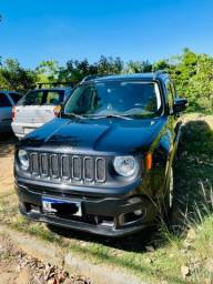 Jeep renegate longitude