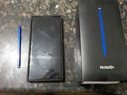 Galaxy Note 10 Plus 256GB + Garantia