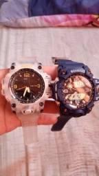 2 relógio G Shock primeira linha a prova d agua