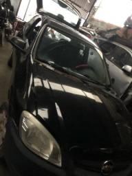 Celta 2012 1.0 Flex Sucata pra retirada de peças
