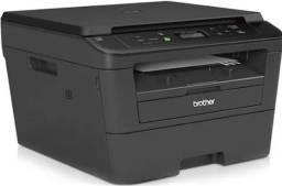 Impressora Multifuncional Brother Dcp-l2520dw - usada