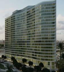 RB - 4 Apartamento No Cais José Estelita, 35m², 1 Quarto, Lazer, 1 Vaga