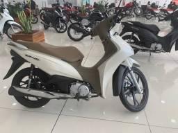Moto honda biz 125 modelo 2021