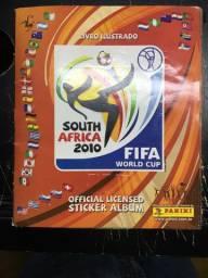 Álbum de Figurinhas Copa do Mundo 2010 Completo