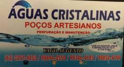Agua Cristalina pocos artesiano