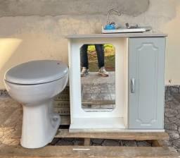 Kit Banheiro Usado