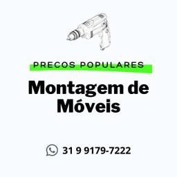 Montagem de Móveis - São Caetano | Betim - Preços Populares