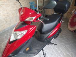 Moto lindy125 2018 - 6500