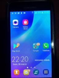 Samsung Galaxy Telefone J1 J120f W / 1gb De Ram, 8gb Rom