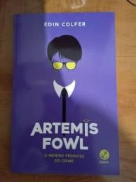 Livro Artemis Fowl
